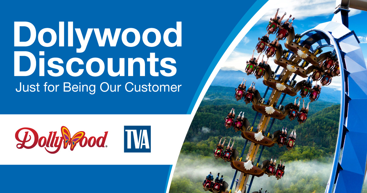 Dollywood Discounts Powell Valley Electric Cooperative